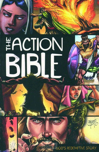 Action bible,the