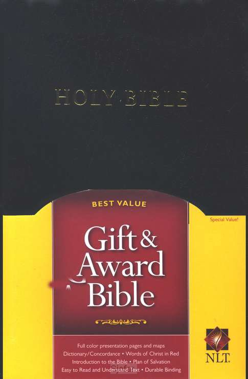 Award bible leatherflex