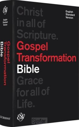 Gospel transformation bible black