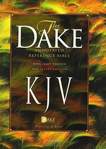 Dake's annotated reference bible- comp L